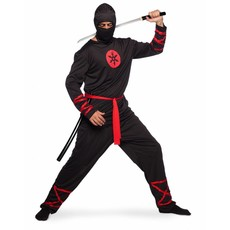 Heren verkleedkostuum Ninja