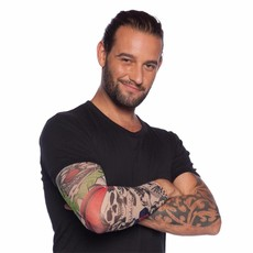 Tattoo sleeve Vida Loca