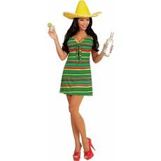 Mexicaanse dames jurk