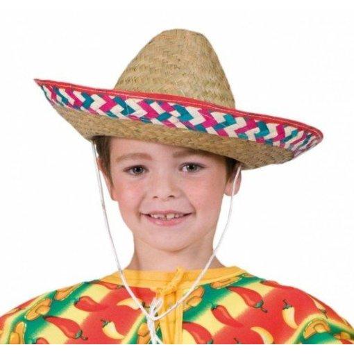 Mexicaanse Sombrero kind