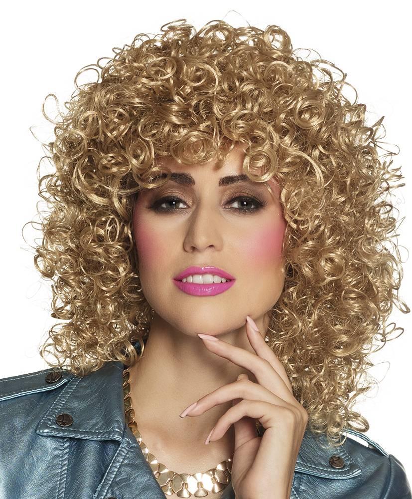 Pruik Club Blond