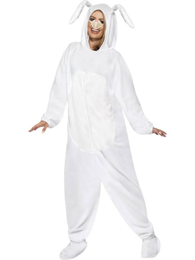 Witte Konijnenpak