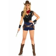 Sexy Wild West Sheriff kostuum
