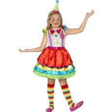 Clown Girl kostuum
