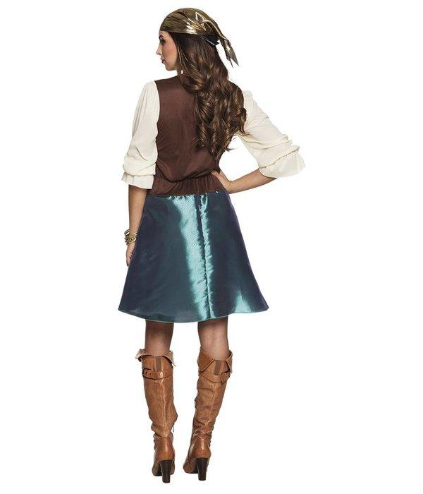 Gypsy Zigeunerin kostuum Esmeralda