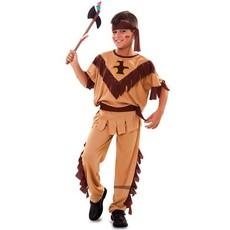 Indiaanse jongen kostuum Haloke