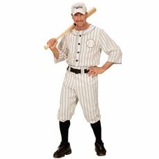 Honkbal Speler Man Kostuum