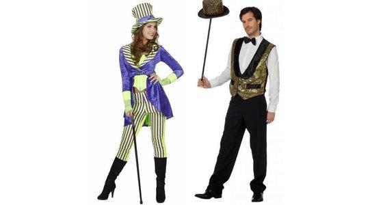Goochelaar kostuum