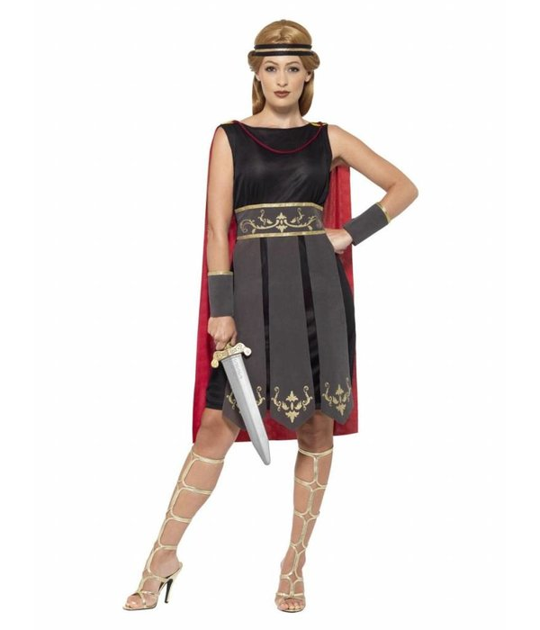 Gladiator Romeinen kostuum vrouw