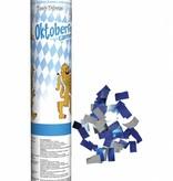 Confetti kanon Oktoberfest 20cm