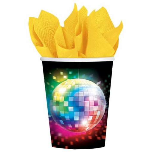 8 Cups Disco Fever 70's 266 ml