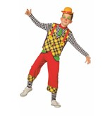 Clown pakje kind Dimdim