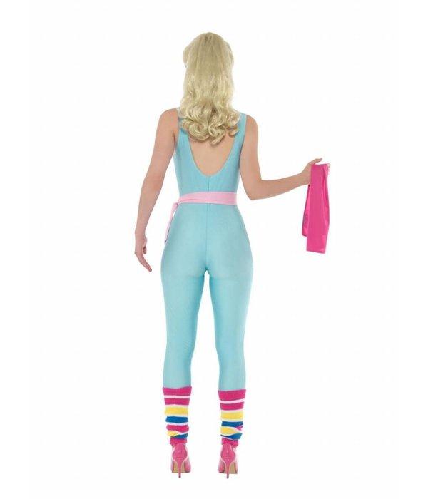 Sporty Barbie kostuum