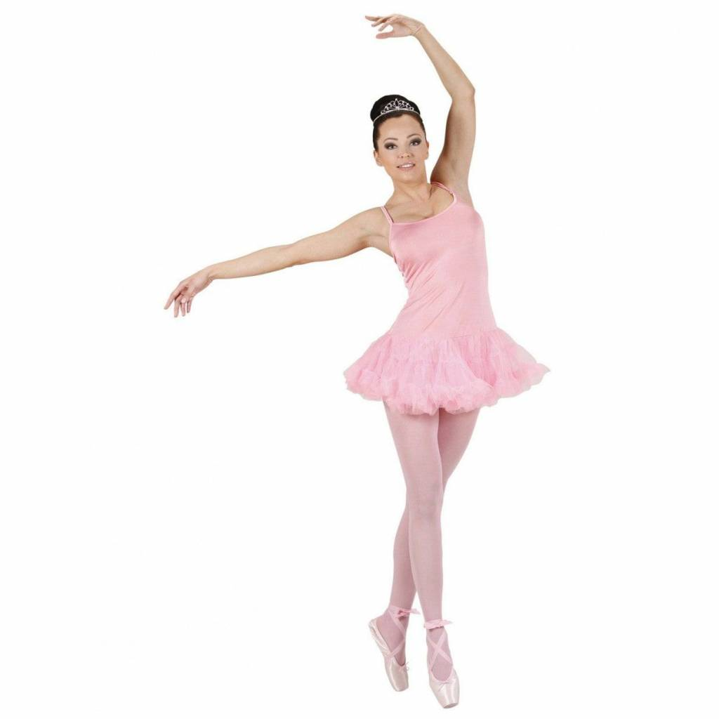 Prima Jurk Roze nl Feestbazaar Ballerina Vrouwen rBstdCxhQ