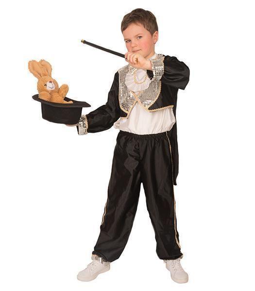 Goochelaar kostuum kind
