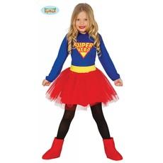 Super Hero jurkje kind