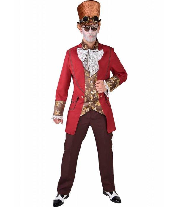 Burlesque Heer kostuum luxe