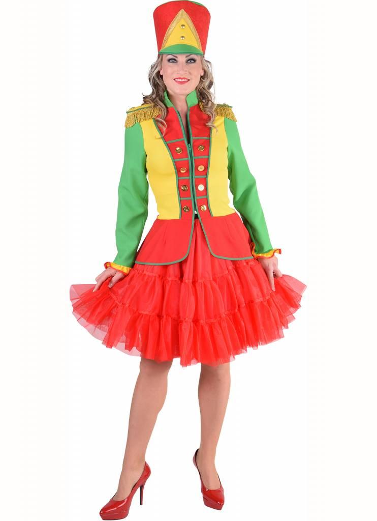Carnavalskleding Dames.Jasje Harmonie Dames Carnaval Feestbazaar Nl