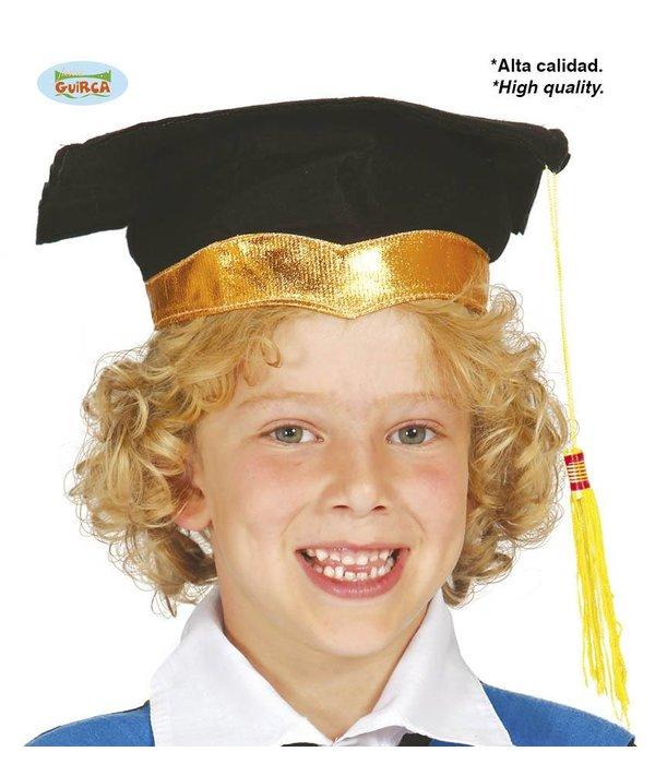 Studenten hoed kind