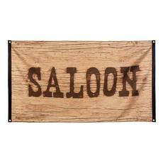 Vlag Wild West Saloon (90 x 150 cm)