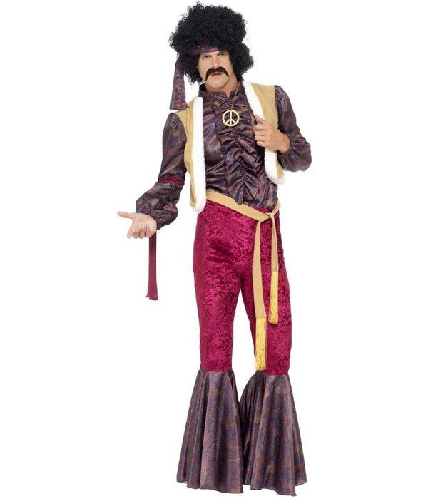 70's Psychedelic Rocker kostuum man