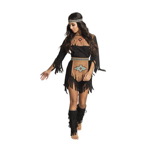 Indiaan kostuum She-Wolf