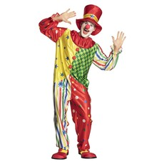 Clown kostuum heren Giggles