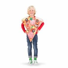 Pizza kostuum kind