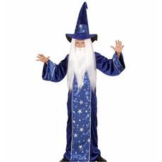 Fantasy Tovenaar kostuum kind