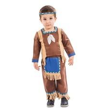 Baby Indianen pakje jongen