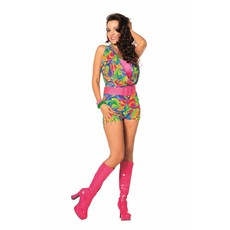 Disco Hippie Jumpsuit kort