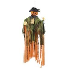 Hangende Mr. Pompoen Halloween 100cm