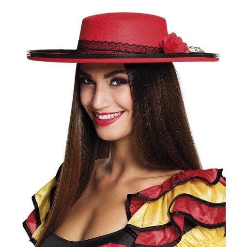 Spaanse Hoed Señorita