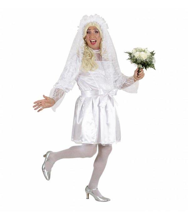 Wonderlijk Mannelijke bruid vrijgezellenfeest - Feestbazaar.nl PN-42