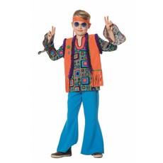 Hippie kostuum kind Noa