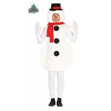 Sneeuwman Verkleedpak