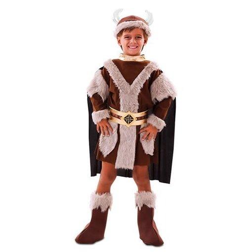 Viking kostuum jongen Stein