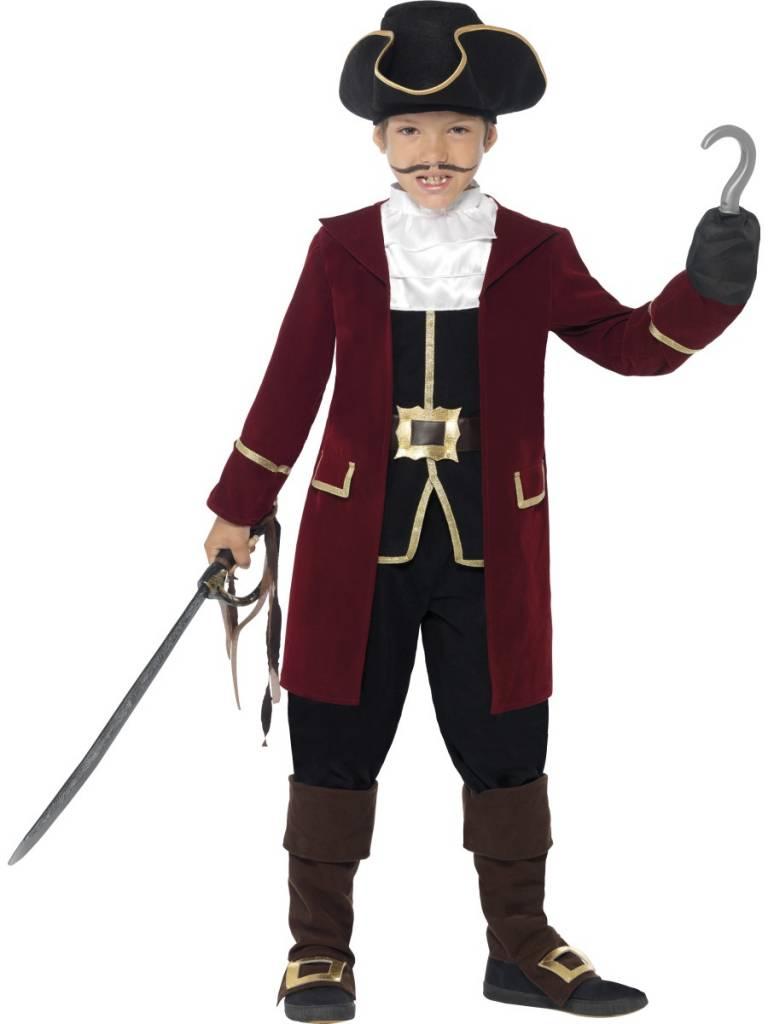 Wonderbaar Compleet Piraten kapitein kostuum - Feestbazaar.nl OD-15