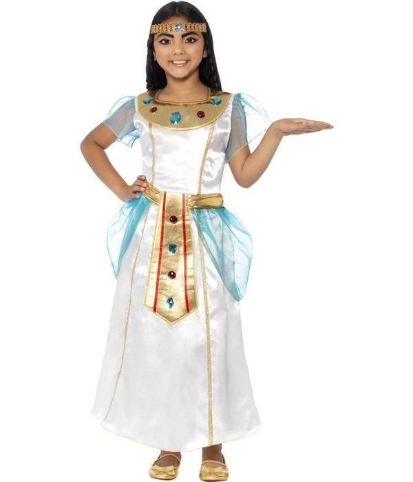 Cleopatra kostuum meisje