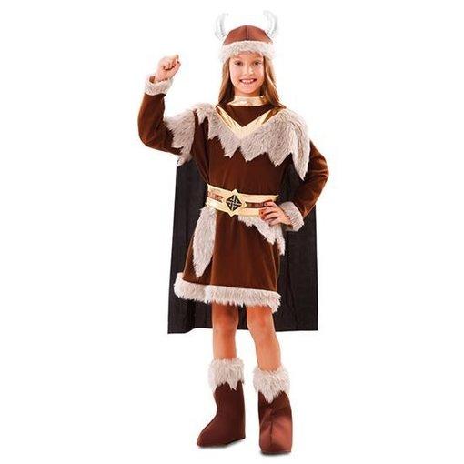Viking kostuum meisje Kelbi