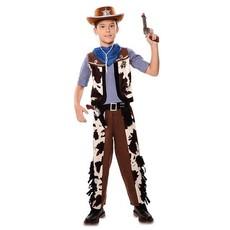 Cowboy kostuum kind Davey