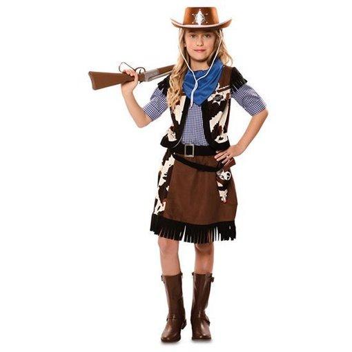 Cowgirl kostuum kind Audie