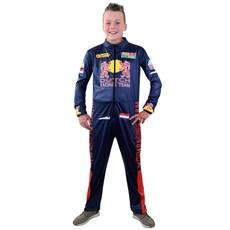 Formule 1 race pak jongens