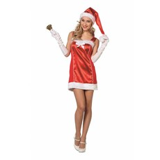Sexy Kerstoutfit Lotte