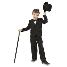 Colbert Zwart Kind