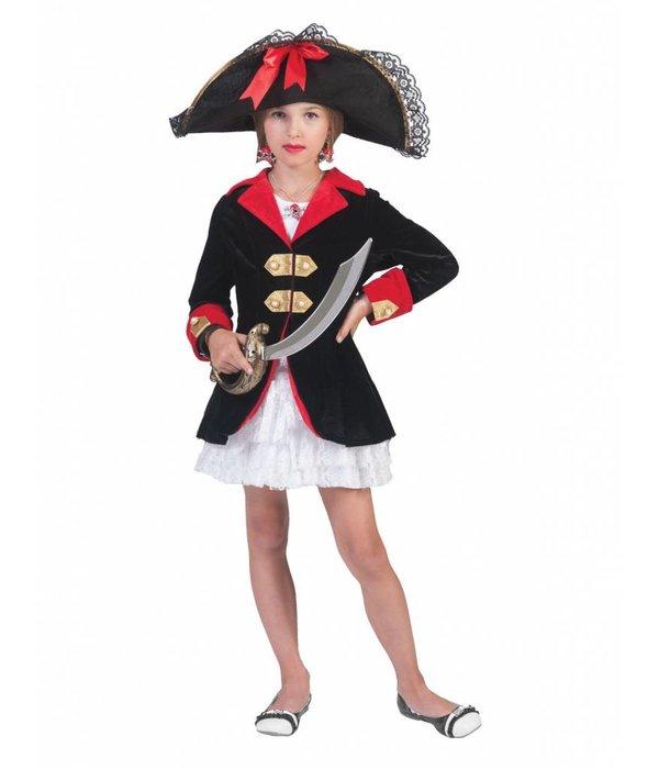 Piraten kostuum meisjes Penny