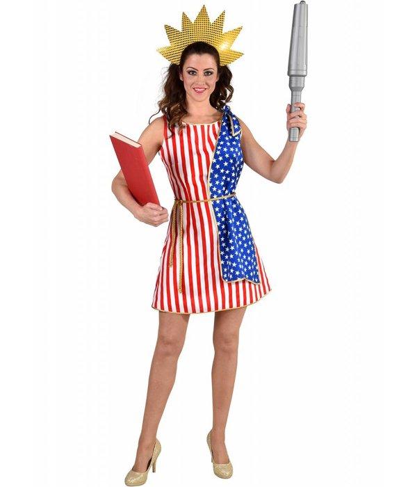 Amerika Jurk Vrijheidsbeeld