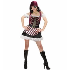 Piraten kleding dames