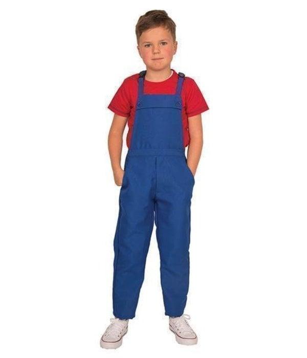 Overall Blauw Kind