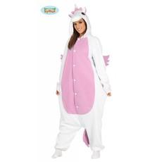 Onesie Unicorn Pyjama Vrouw - Roze
